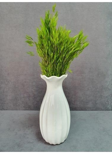 Kuru Çiçek Deposu Kuru Çiçek Yulaf Otu Demeti 50 Cm Yeşil   Yeşil